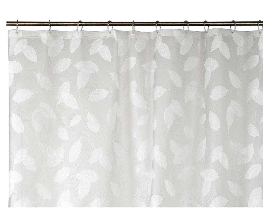 Sprchový závěs Leaves 180x180 cm