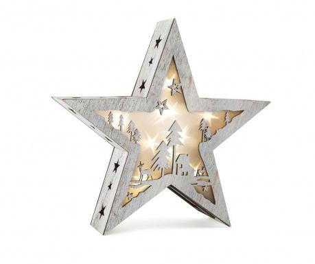 Svetlobna dekoracija Chic Star