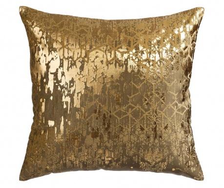 Poduszka dekoracyjna Geometric Gold 60x60 cm