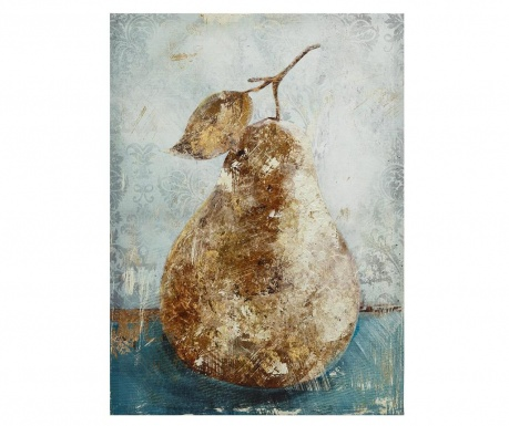 Картина Antique Pear 50x70 см