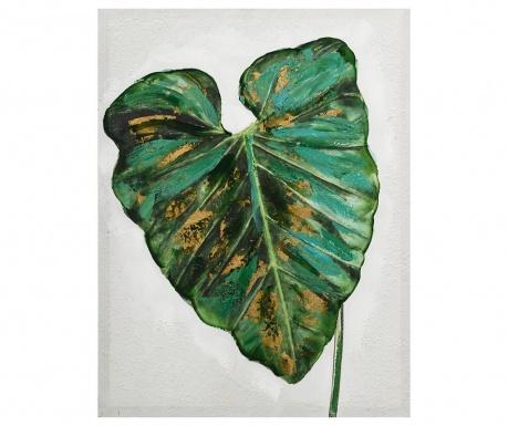 Obraz Exotic Leaf 60x80 cm