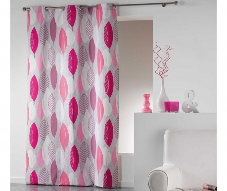 Zastor Leafy Pink