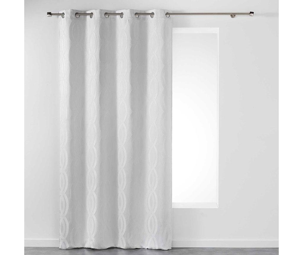 Draperie Miriade White 140x260 cm
