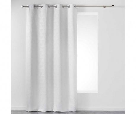 Závěs Triomy White 140x260 cm