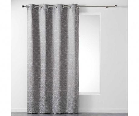 Závěs Dynastie Grey 140x260 cm
