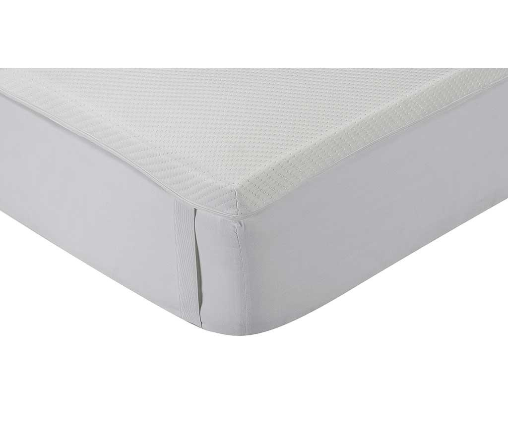 Saltea aditionala Topper Classic Blanc Dreamlike 160x200 cm