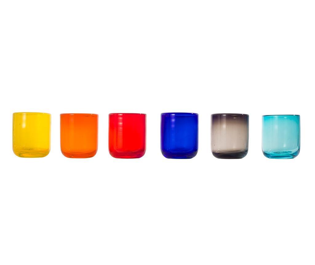Set 6 čaša Mediterraneo