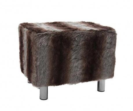 Fur Grey Zsámoly
