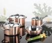 Tigaie pentru sos De Luxe Copper 1.5 L