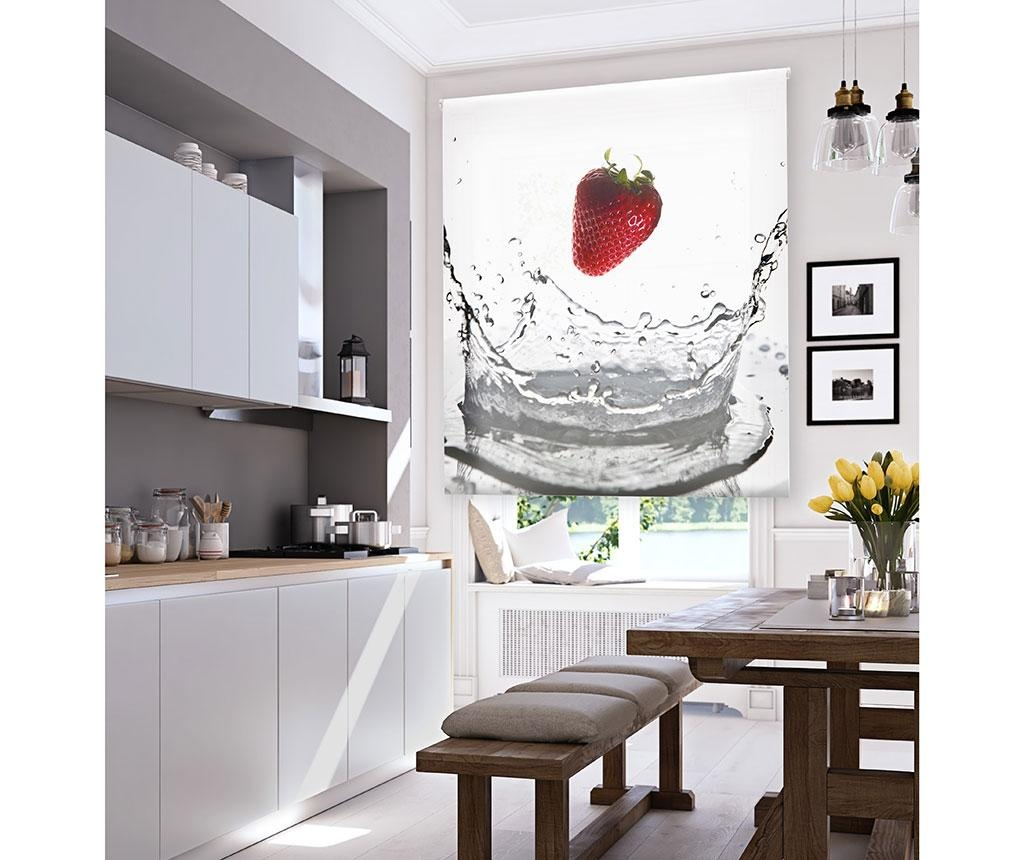 Jaluzea tip rulou Strawberry Dream 140x180 cm
