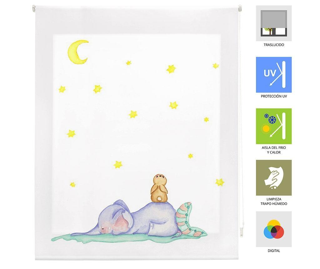 Jaluzea tip rulou Starry Dream 140x180 cm