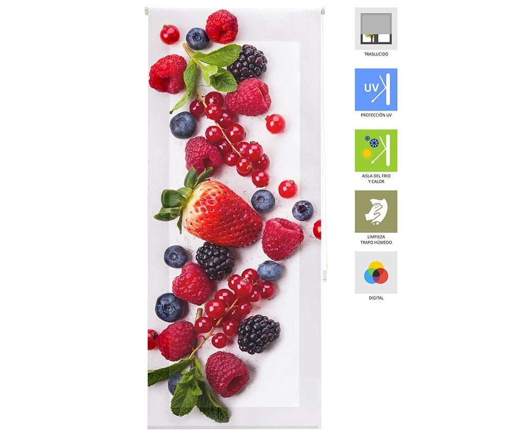 Jaluzea tip rulou Berry Much 100x250 cm