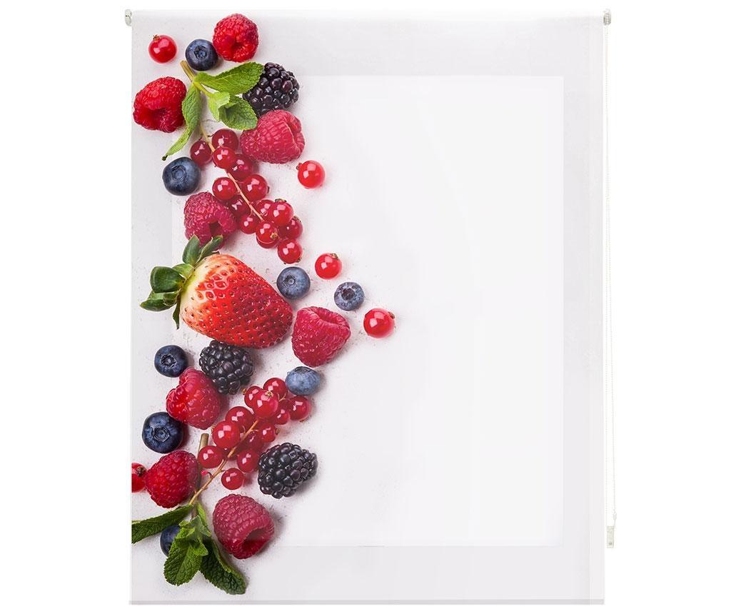 Jaluzea tip rulou Berry Much 140x180 cm