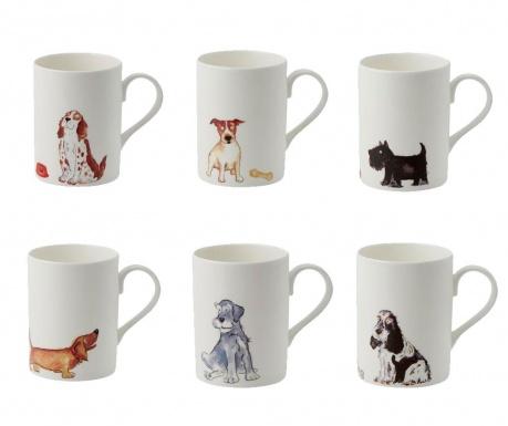 Set 6 cani Dogs Home