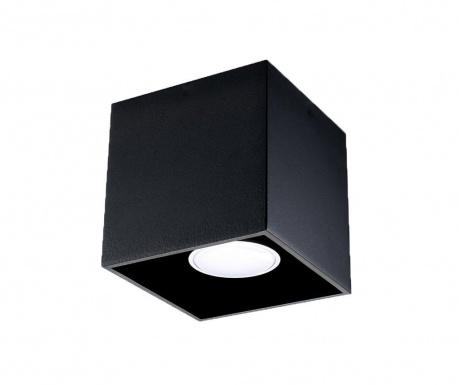 Stropna svjetiljka Geo Black