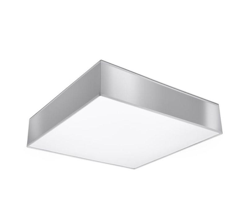 Stropna svetilka Mitra Silver M