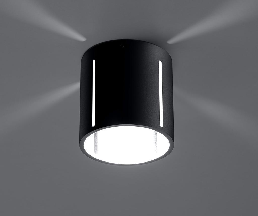 Stropna svetilka Vulco Black