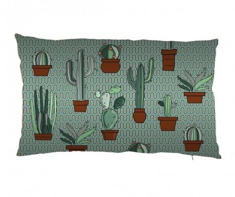 Dekorační polštář Cactuses 30x50 cm