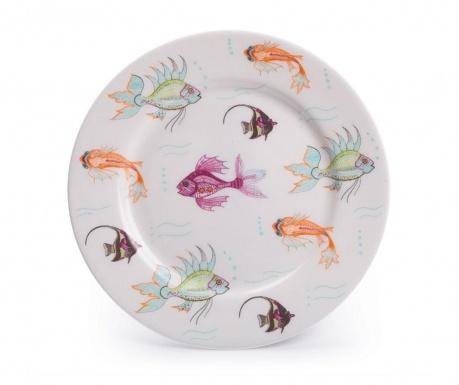 Aquarium Desszertes tányér
