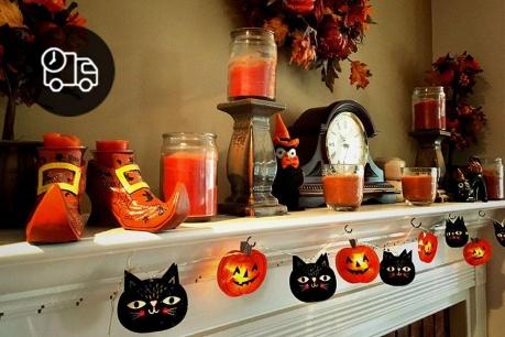Magie de Halloween