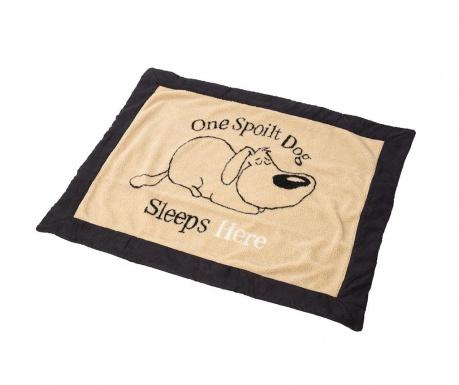 One Spoilt Dog Beige Takaró házi kedvenceknek