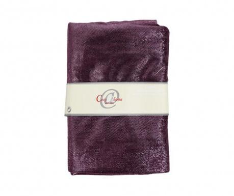 Dekoračný textil Glamour Burgundy 150x300 cm