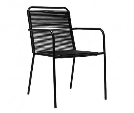 Židle Sumatra Black