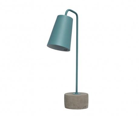 Stolna svjetiljka Placido Blue Mat
