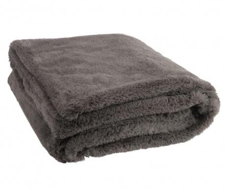 Pled Cutie Dark Grey 130x180 cm