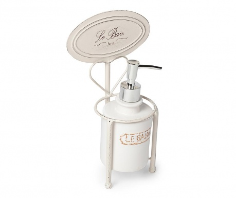 Dozator za tekući sapun sa držačem Le Bain Paris