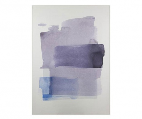 Картина Water Ink 100x140 см