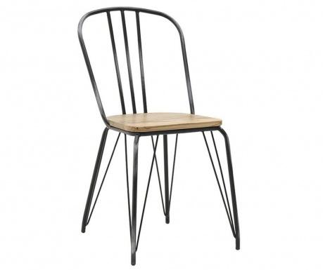 Krzesło Olis Mil Black