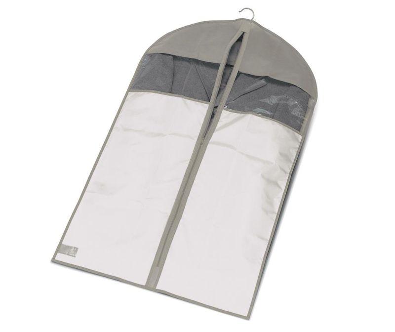 Zaščitna vreča za obleke Akos 60x100 cm
