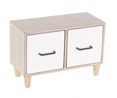 Кутия с 2 чекмеджета Maggie