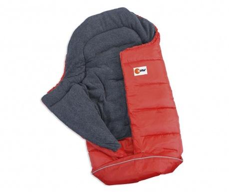 Бебешко чувалче Husky Red 47x95 см