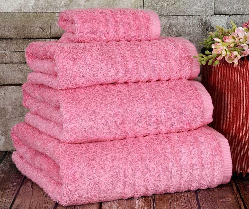 Prosop de baie Wellas Pink 70x130 cm