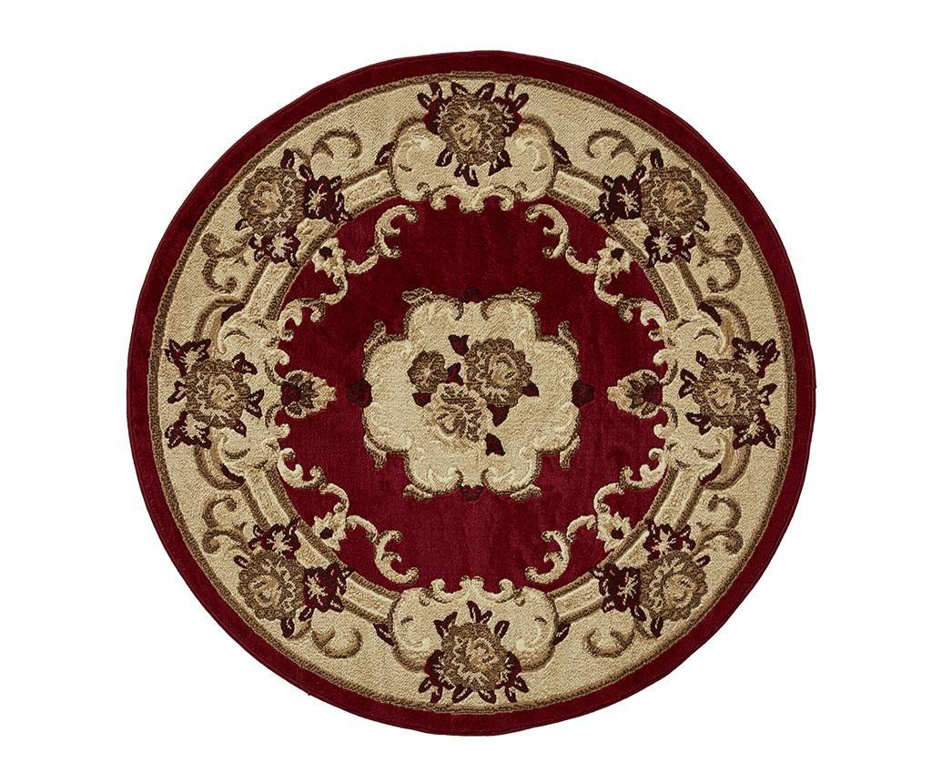 Marrakesh Red Circle Szőnyeg 140 cm