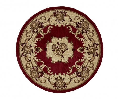 Covor Marrakesh Red Circle 140 cm