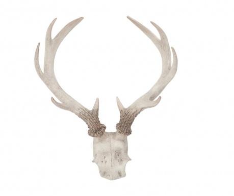 Стенна декорация Antlers Grey S
