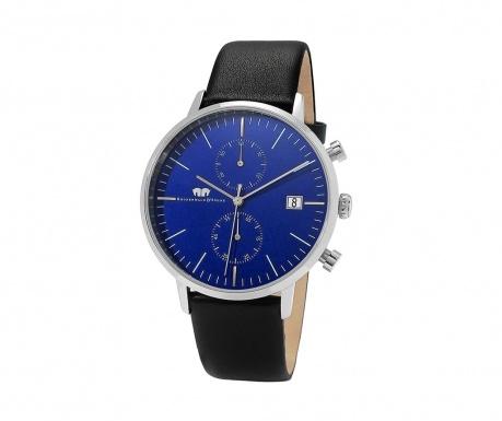 Мъжки ръчен часовник Rhodenwald Sohne Hyperstar Black Blue