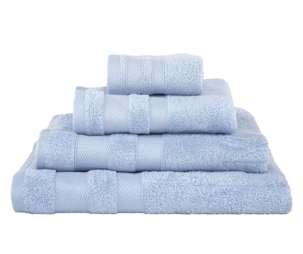 Kopalniška brisača Tender Blue 50x90 cm
