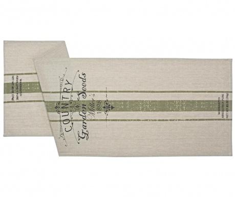 Středový ubrus Organic 45x150 cm