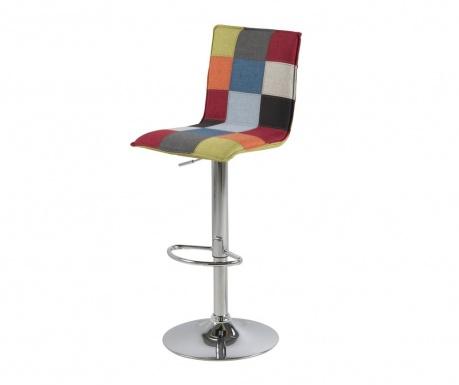Barová stolička Anela Patchwork