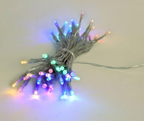 Светеща гирлянда Showlight Multicolor