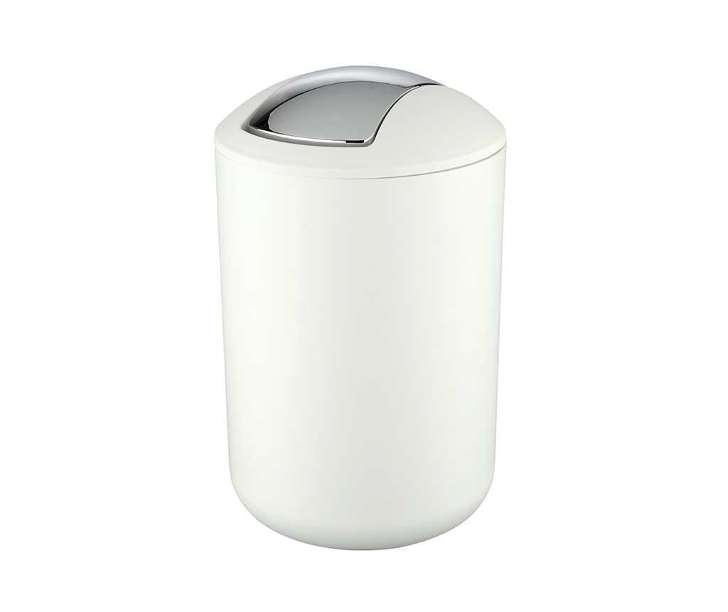 Cos de gunoi cu capac Brasil 6.5 L - Wenko
