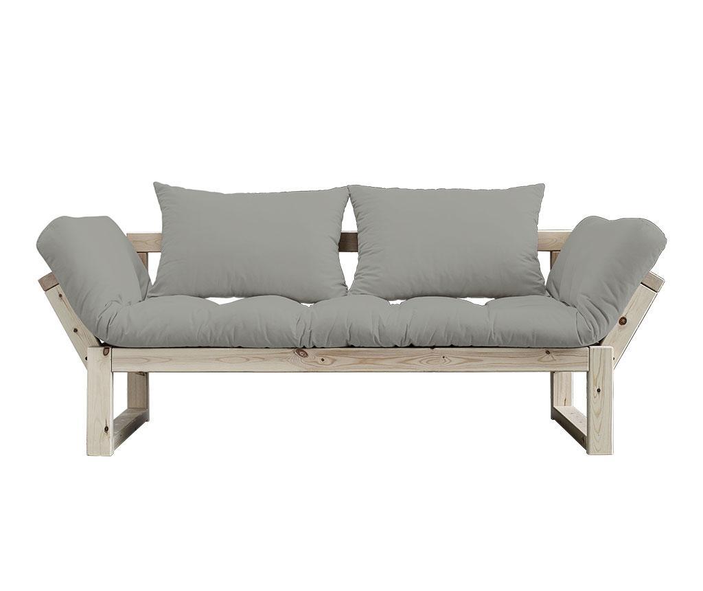 Sofa Extensibila Granite Gri Imagine