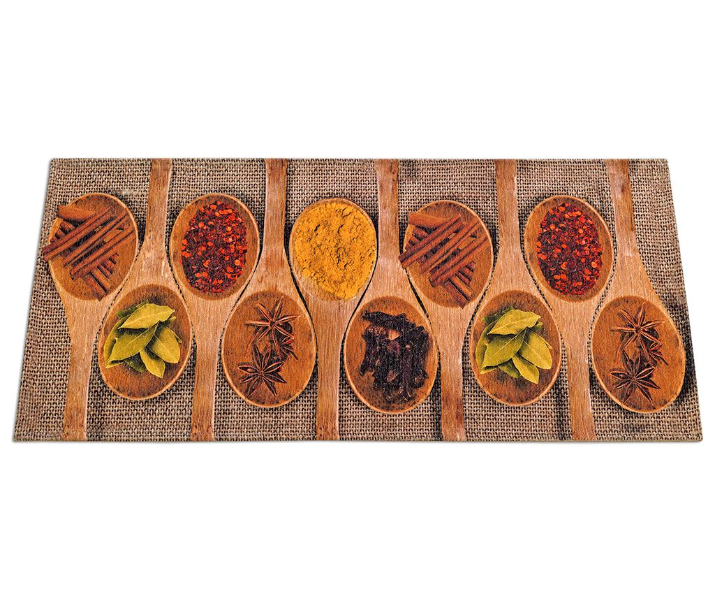 Covor Spices Market 60x190 Cm - Webtappeti, Maro