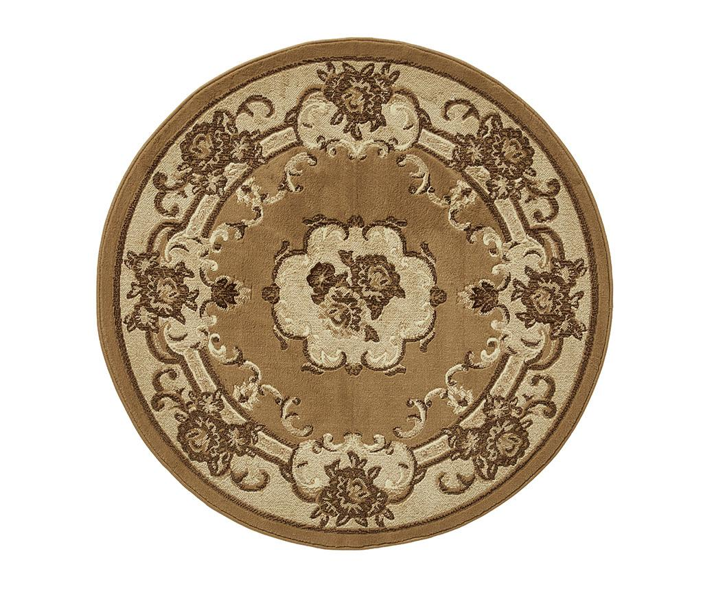 Covor Marrakesh Beige Circle 140 cm - Think Rugs, Crem