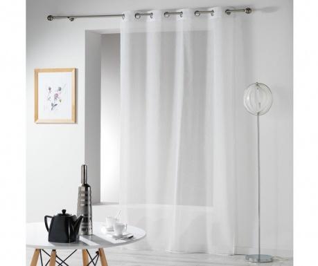 Zavesa Telma White 140x280 cm