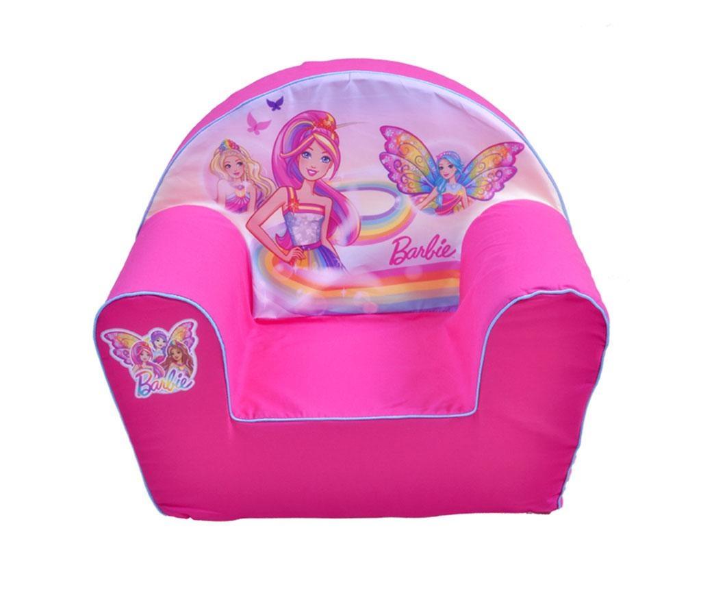 Otroški fotelj Princess Barbie